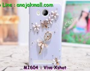 M1604-03 เคสประดับ Vivo X Shot ลาย Ballet Flower