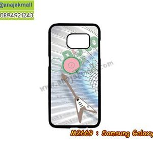 M2669-09 เคสแข็ง Samsung Galaxy S7 ลาย Iron Man III