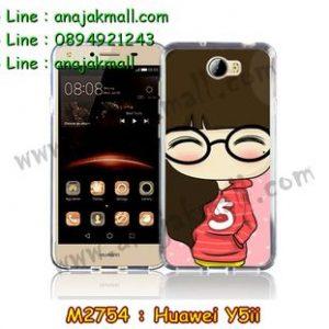 M2754-06 เคสยาง Huawei Y5ii ลายฟินนี่