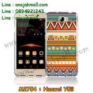 M2754-10 เคสยาง Huawei Y5ii ลาย Graphic II