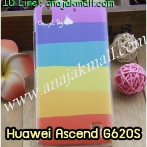 M1332-12 เคสแข็ง Huawei Ascend G620S ลาย Colorfull Day