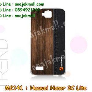 M2141-10 เคสแข็ง Huawei Honor 3C Lite ลาย Classic01