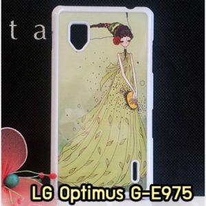 M1007-14 เคสแข็ง LG Optimus G - E975 ลาย Temin