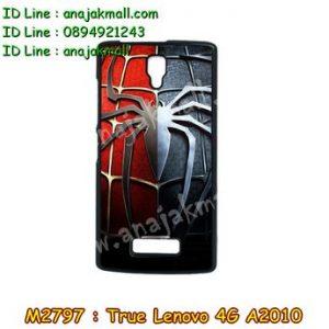 M2797-07 เคสแข็ง True Lenovo 4G A2010 ลาย Spider IV