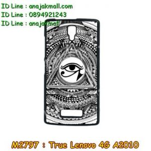 M2797-11 เคสแข็ง True Lenovo 4G A2010 ลาย Black Eye