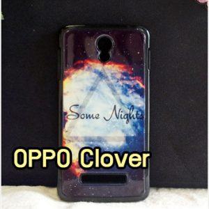 M1245-01 เคสแข็ง OPPO Find Clover ลาย Some Nights