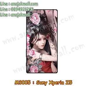 M3005-09 เคสแข็ง Sony Xperia Z5 ลาย Laminia