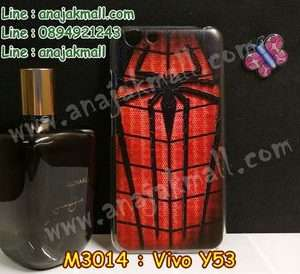 M3014-01 เคสแข็ง Vivo Y53 ลาย Spider V