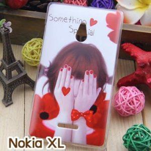 M753-13 เคสแข็ง Nokia XL ลาย Special