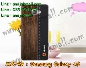 M2749-18 เคสแข็ง Samsung Galaxy A9 ลาย Classic01