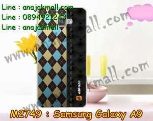 M2749-19 เคสแข็ง Samsung Galaxy A9 ลาย Classic 02
