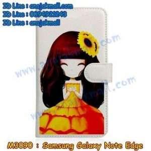 M3090-09 เคสหนังฝาพับ Samsung Galaxy Note Edge ลาย Orimony