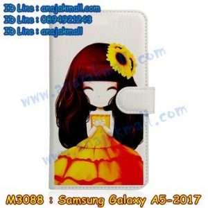 M3088-09 เคสฝาพับ Samsung Galaxy A5 (2017) ลาย Orimony
