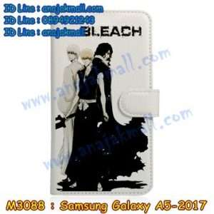 M3088-17 เคสฝาพับ Samsung Galaxy A5 (2017) ลาย Bleach 02