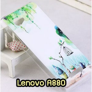 M1344-09 เคสแข็ง Lenovo A880 ลาย Nature