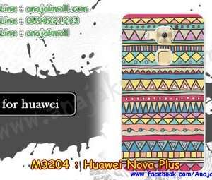 M3204-02 เคสแข็ง Huawei Nova Plus ลาย Graphic IV