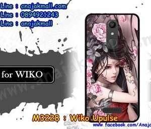 M3228-09 เคสยาง Wiko Upulse ลาย Laminia