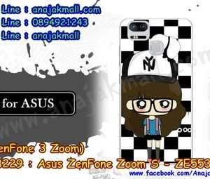 M3229-03 เคสแข็ง Asus Zenfone Zoom S-ZE553KL ลาย Padana 02