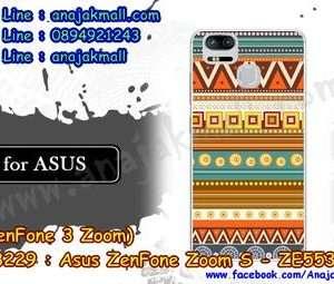 M3229-05 เคสแข็ง Asus Zenfone Zoom S-ZE553KL ลาย Graphic II