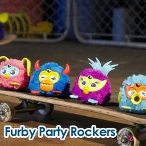 TC16 Furby Party Rockers (Set 4)