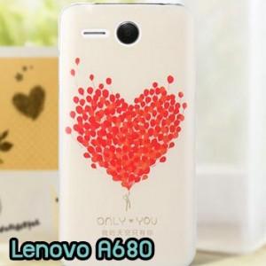 M790-16 เคสแข็ง Lenovo A680 ลาย Only You
