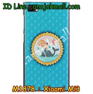 M1878-18 เคสแข็ง Xiaomi Mi 3 ลาย Sugar