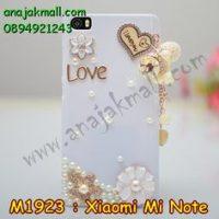 M1923-05 เคสประดับ Xiaomi Mi Note ลาย Love