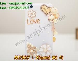 M1927-01 เคสประดับ Xiaomi Mi 4i ลาย Love