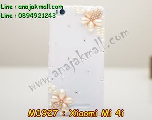 M1927-03 เคสประดับ Xiaomi Mi 4i ลาย Two Flower