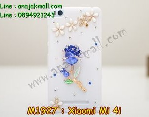 M1927-04 เคสประดับ Xiaomi Mi 4i ลาย Rose I