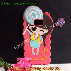 M1823-05 เคสตัวการ์ตูน Samsung Galaxy S6 ลายเด็ก A