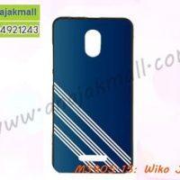 M3905-15 เคสยาง Wiko Jerry 3 ลาย Blue 02