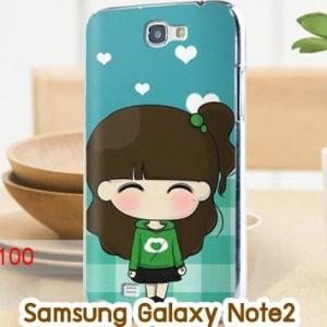 M726-06 เคสแข็ง Samsung Galaxy Note 2 ลายมิโนริจัง