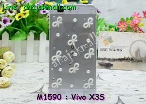 M1590-04 เคสประดับ Vivo X3S ลาย Small Bow