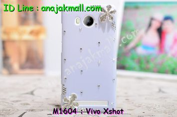 M1604-05 เคสประดับ Vivo X Shot ลาย Fresh Flower