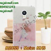 M2055-27 เคสยาง Meizu MX 5 ลาย Mohiko