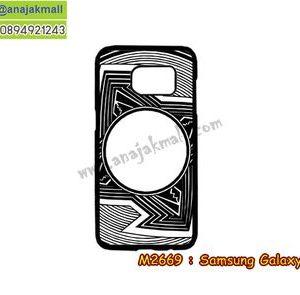 M2669-15 เคสแข็ง Samsung Galaxy S7 ลาย Rowel
