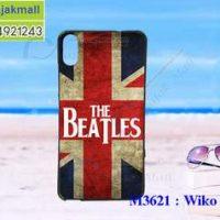 M3621-13 เคสยาง Wiko Robby 2 ลาย The Beatles