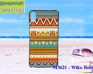 M3621-14 เคสยาง Wiko Robby 2 ลาย Graphic II