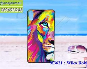 M3621-24 เคสยาง Wiko Robby 2 ลาย Tiger X12