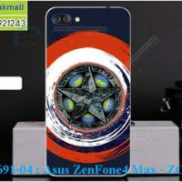 M3691-04 เคสแข็ง Asus Zenfone 4 Max-ZC520KL ลาย CapStar VV