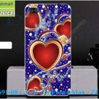 M3691-08 เคสแข็ง Asus Zenfone 4 Max-ZC520KL ลาย Heart 02