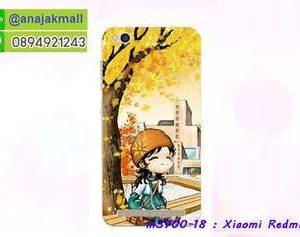 M3700-18 เคสแข็ง Xiaomi Redmi 5a ลาย Fastiny