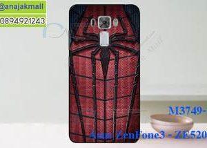 M3749-19 เคสแข็ง Asus Zenfone 3 - ZE520KL ลาย Spider V