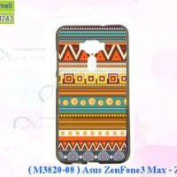 M3820-08 เคสยาง ASUS ZenFone3 Max-ZC553KL ลาย Graphic II