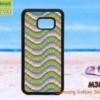 M3827-02 เคสขอบยาง Samsung Galaxy S6 Edge Plus ลาย Vector-06