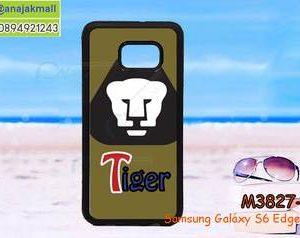 M3827-05 เคสขอบยาง Samsung Galaxy S6 Edge Plus ลาย Animal-12
