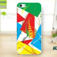 M750-24 เคสแข็ง iPhone 5C ลาย Color Plant