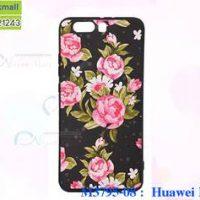 M3795-08 เคสยาง Huawei P10 Plus ลาย Flower II