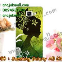 M2450-03 เคสยาง Samsung Galaxy A5 (2016) ลาย Women V